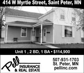 414 W Myrtle Street, Saint Peter, MN