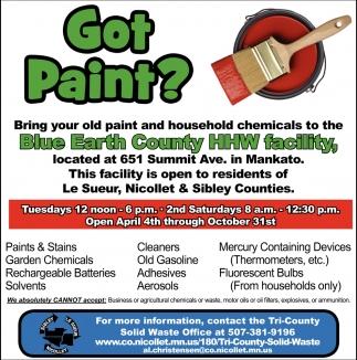 Got Paint?