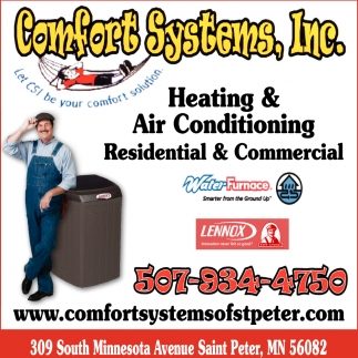24 hour emergency service, heating & air conditioning