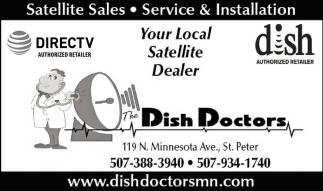 Satellite Sales, Service & Installation
