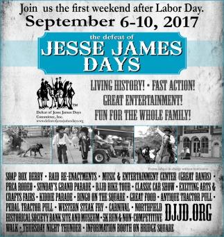 Jesse James Days