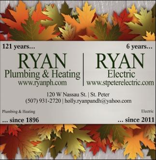 Plumbing, Heating & Air Conditioning
