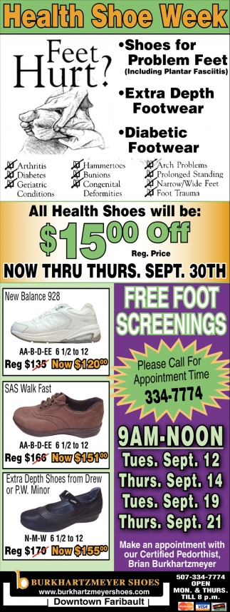 Health Shoe Week