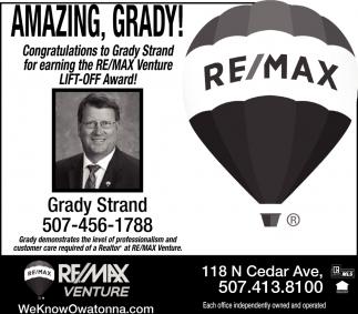 Grady Strand