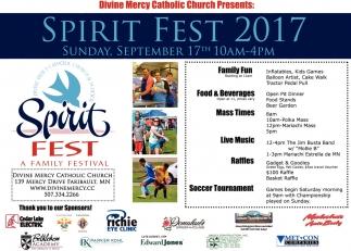 Spirit Fest 2017