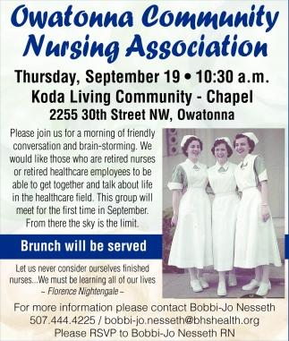 Owatonna Community Nursing Association