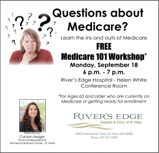 Free Medicare 101 Workshop