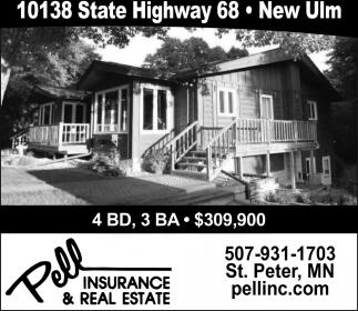 10138 State Highway 68 - New Ulm