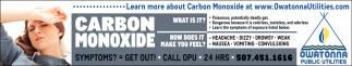 Carbon Manoxide