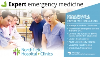 Expert emergency medicine