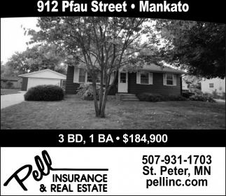 912 Pfau Street, Mankato