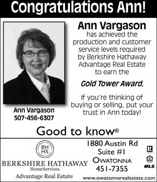 Ann Vargason