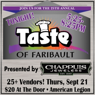 Taste of Faribault