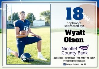 Wyatt Olson