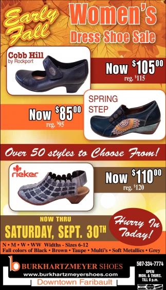Burkhartzmeyer Shoes Sale