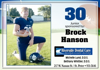 Brock Hanson