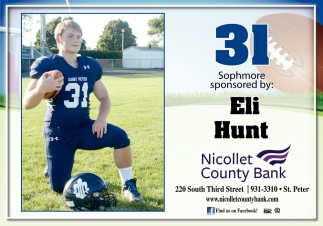 Eli Hunt