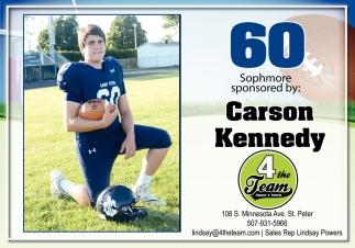 Carson Kennedy