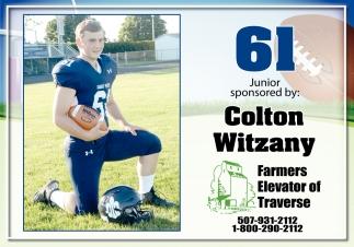Colton Witzany