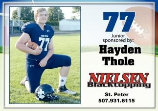 Hayden Thole