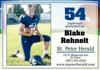 Blake Rehnelt