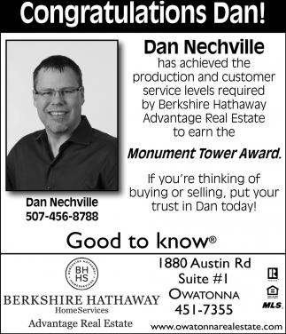 Dan Nechville