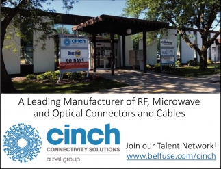 Join our Talent Network, Cinch Connectivity Solutions, Waseca, MN