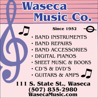 Band Instruments, Repairs, Accespries