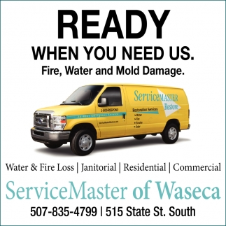 Fire, Water and Mold Damage