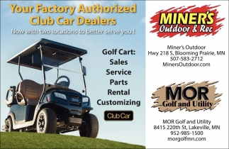 Club Car Dealers