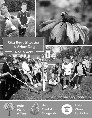 City Beautification and Arbor Day