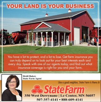 Your Land Is Your Business