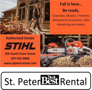 Authorized Dealer Stihl