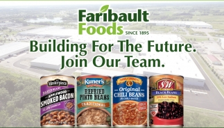 Building For The Future. Join Our Team.