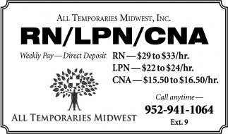 RN / LPN / CNA