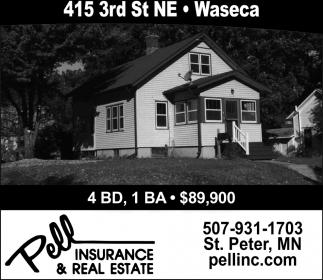 415 3rd St NE - Waseca
