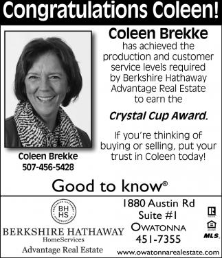 Coleen Brekke