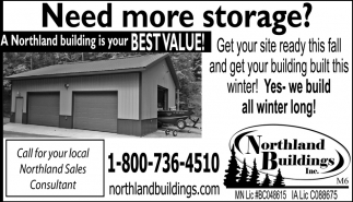 Get your site ready this Fall-we build all winter long!