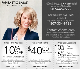 Fantastic Sams Cut And Color Maple Grove Mn