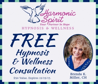FREE Hypnosis & Wellness Consultation