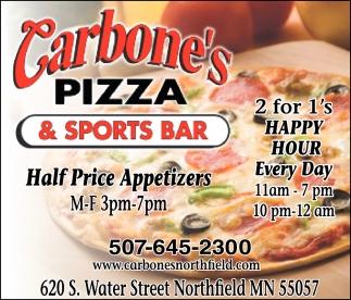 Pizza & Sports Bar