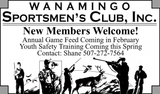New Members Welcome!