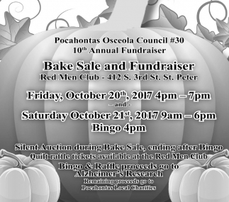 Bake Sale and Fundraiser