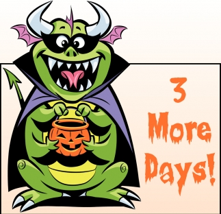 3 More Days!