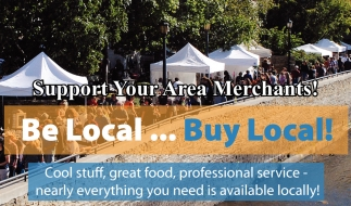 Be Local... Buy Local!, Northfield News , Faribault, MN