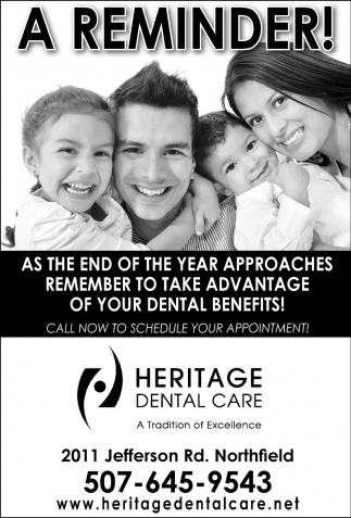 Call now to schedule your appointment!