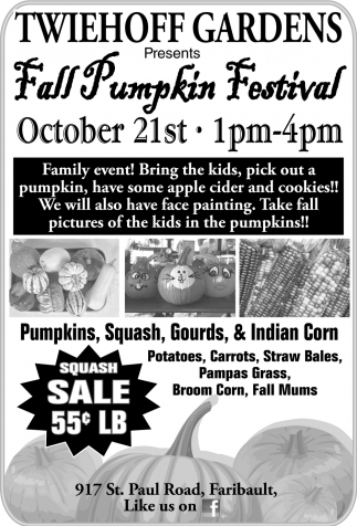 Fall Pumpkin Festival