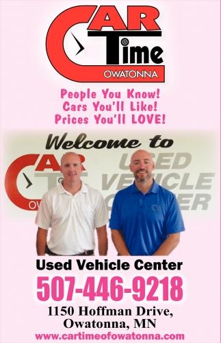 Used Vehicle Center