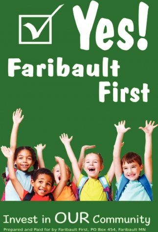 Vote, Faribault First