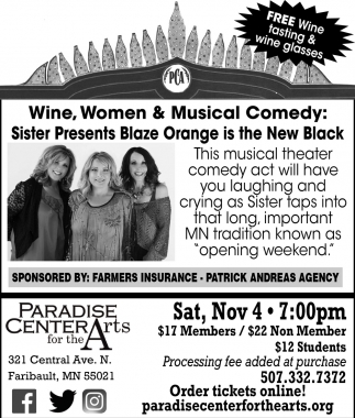 Wine, Women & Musical Comedy